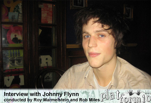 johnny flynn viola